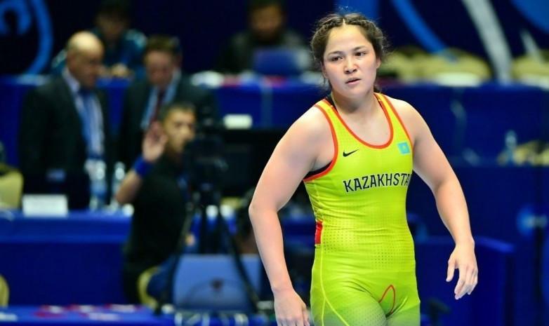 Чемпионат Казахстана по женской борьбе: определились победительницы
