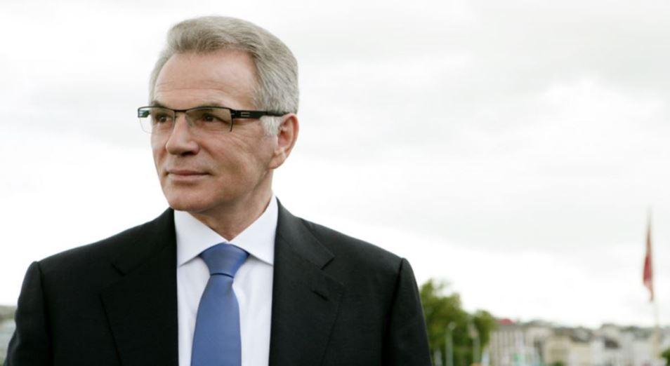 Швейцария сняла обвинения с Виктора Храпунова в отмывании денег
