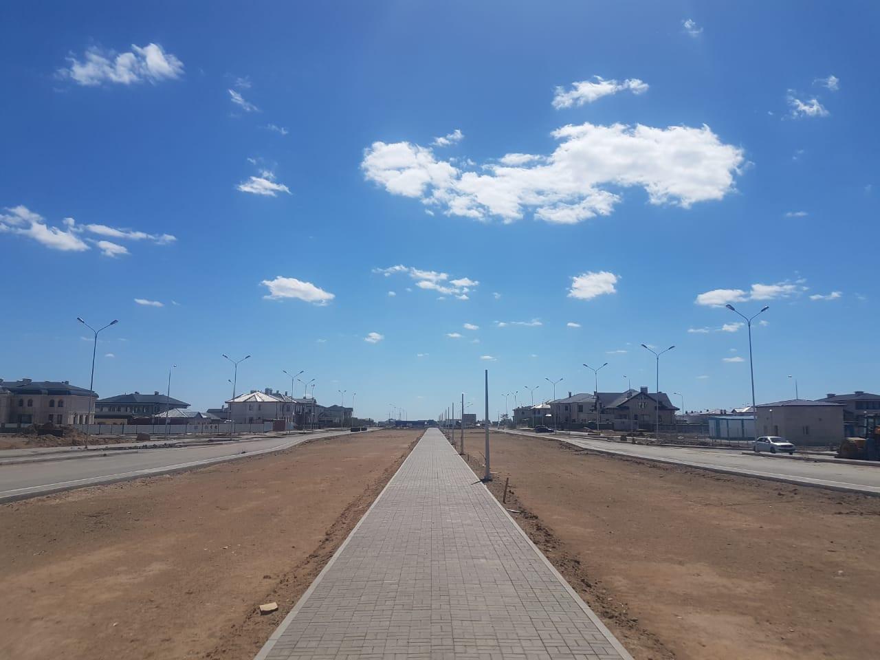 В Астане отремонтировано более 50 км дорог