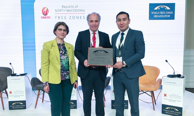 World Free Zones Organization выбрала СЭЗ «Павлодар» официальным представительством в ЦА