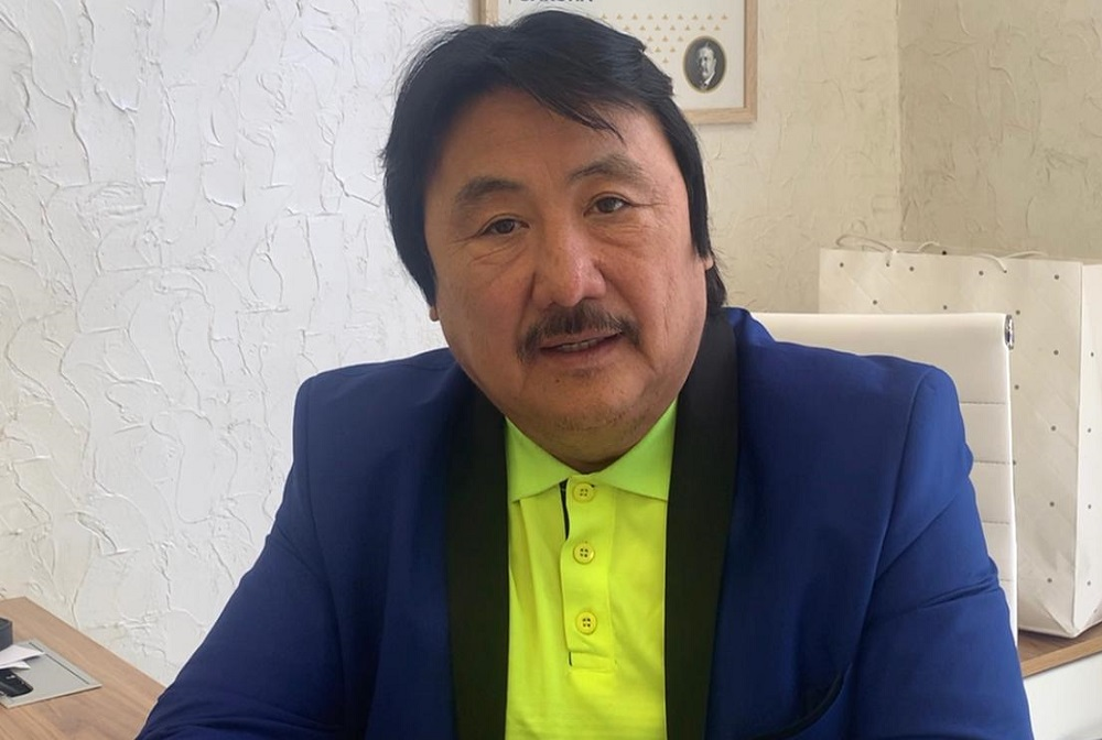 Марат Омаров рассказал о творчестве, личной жизни и своем отношении к коррупции