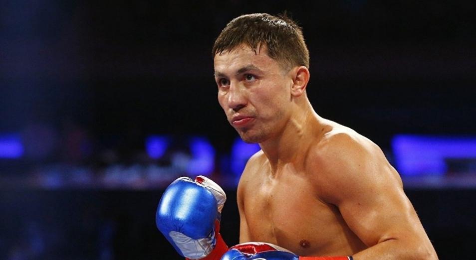 Головкин хотел бы драться в Казахстане