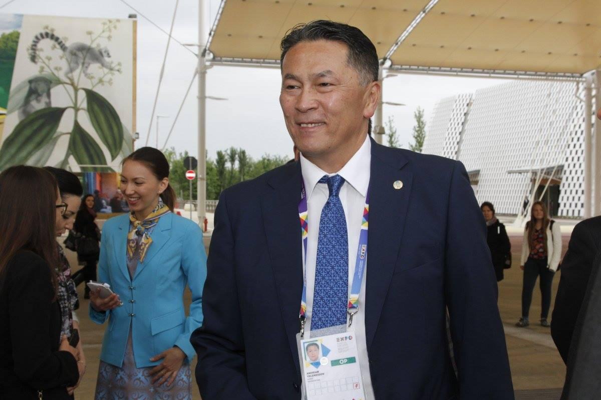 Елемесов освобожден от должности посла Казахстана в Мексике