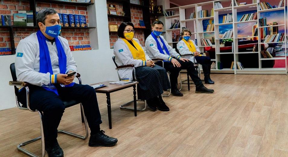 Партия Nur Otan: быть первым непросто и ответственно