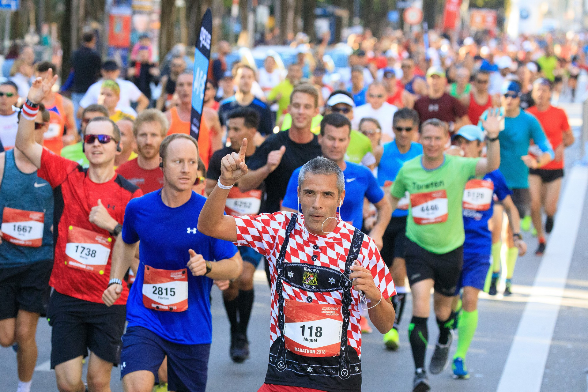 В новом формате пройдет Мюнхенский марафон – 2020