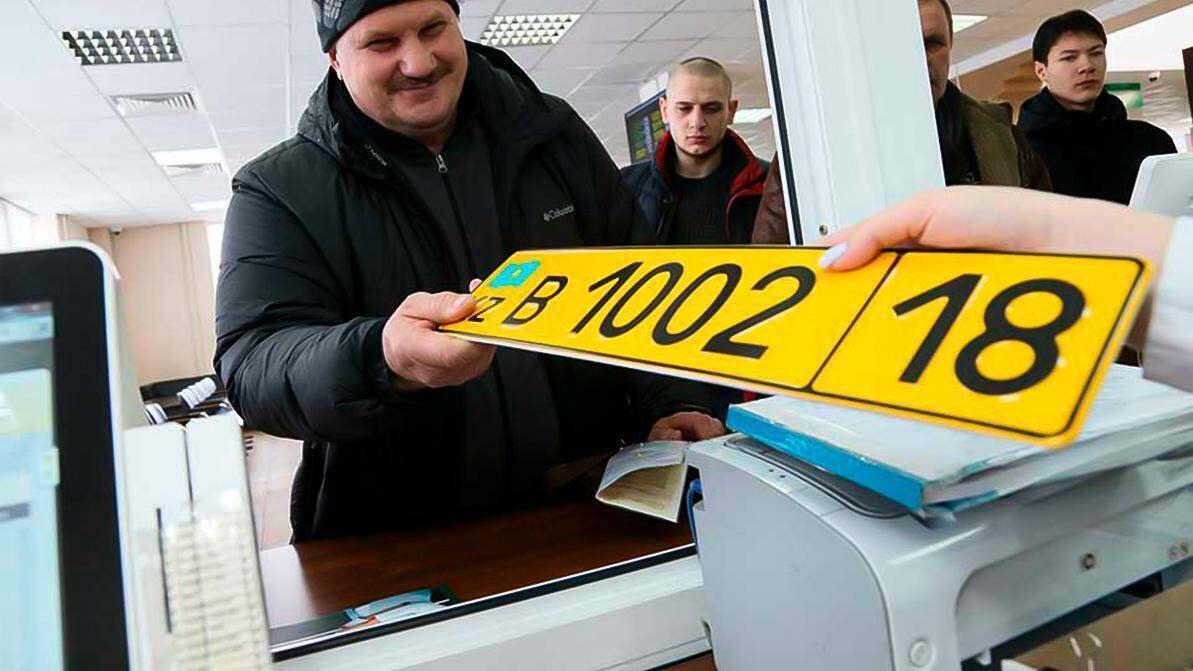 Сроки регистрации авто, ввезенных казахстанцами из Армении, продлены