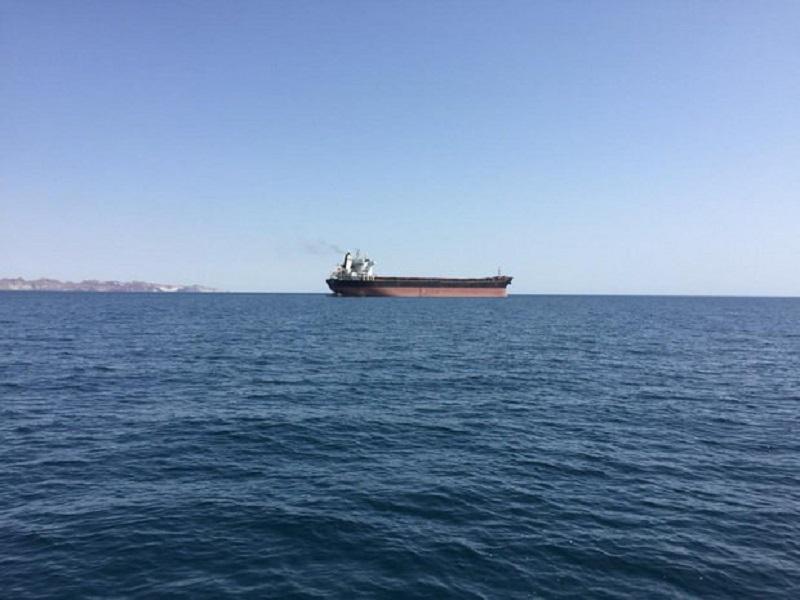 Взрыв прогремел на иранском нефтяном танкере в Красном море