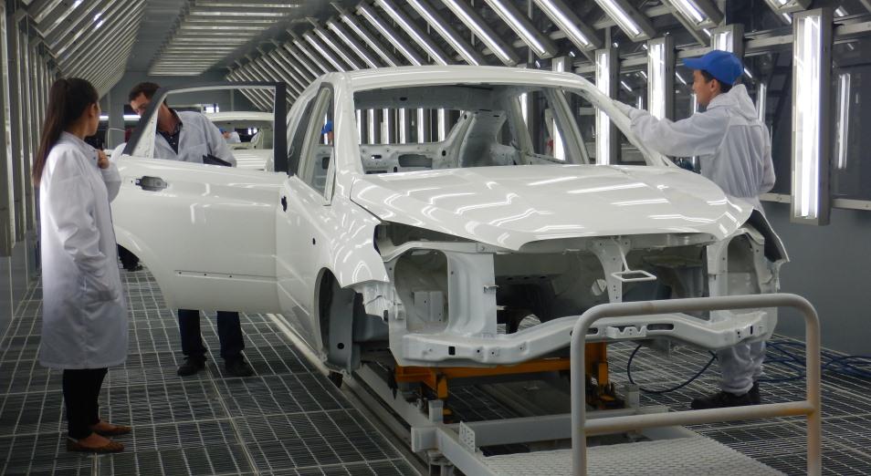 «Аллюром» по экспорту, автомобили, Авторынок, КазАвтоПром, производство , ГК «Аллюр», СарыаркаАвтоПром