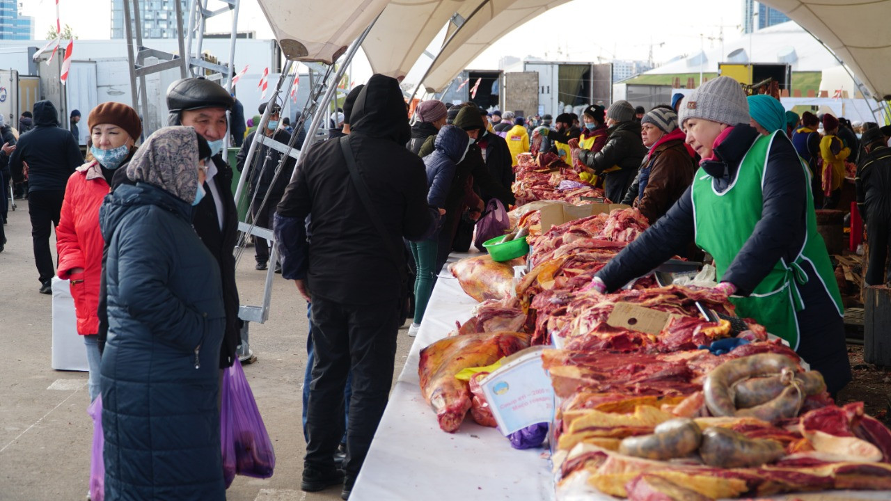 Что предложат на сельскохозяйственной ярмарке в Нур-Султане