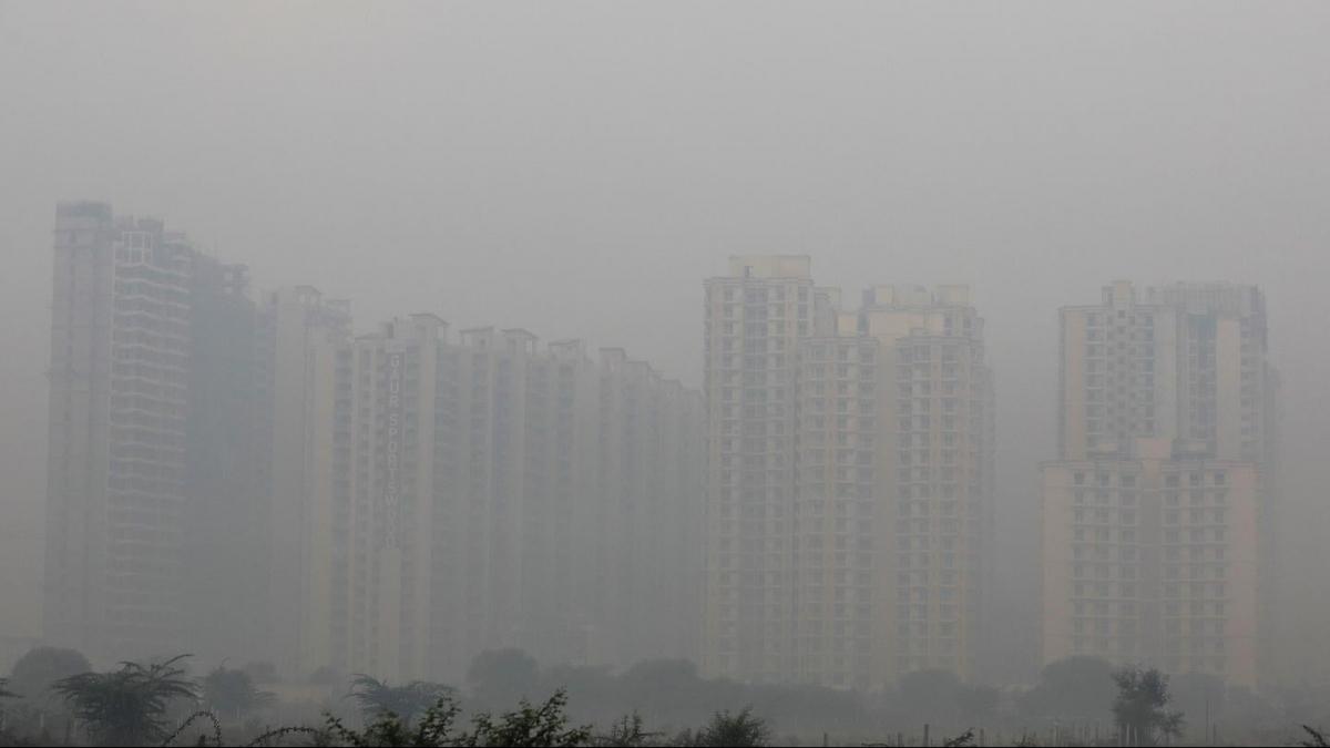 Нур-Султан стал пятым в списке городов с самым загрязненным воздухом в мире