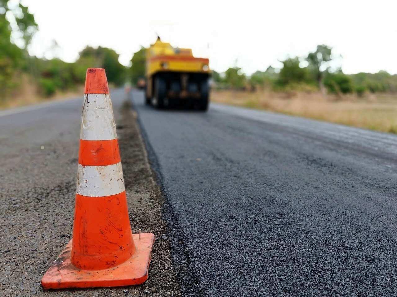 Жители Карагандинской области собственными силами отремонтировали дорогу