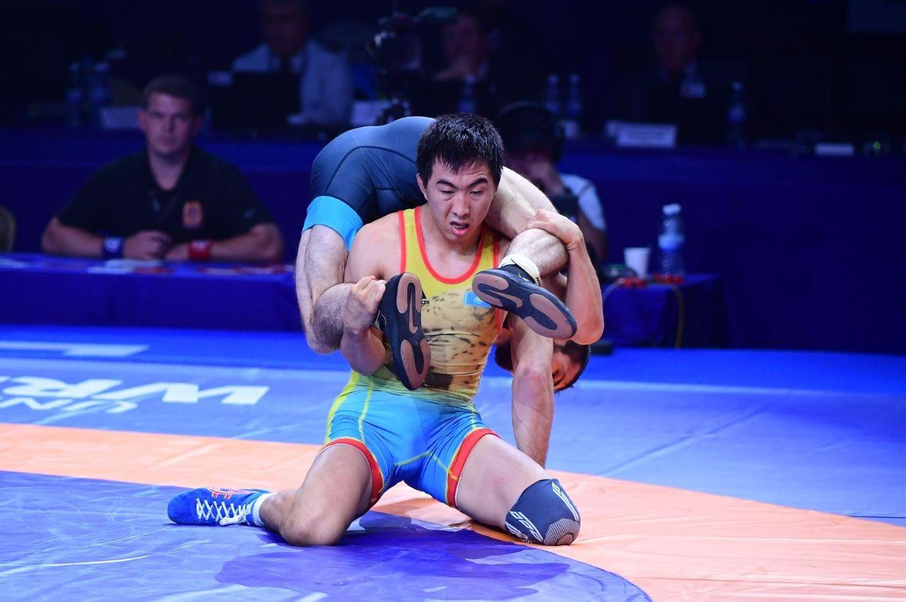 Данияр Кайсанов признан бронзовым призером чемпионата мира по борьбе 2019