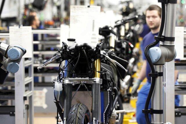 Промпроизводство в Германии в феврале неожиданно выросло