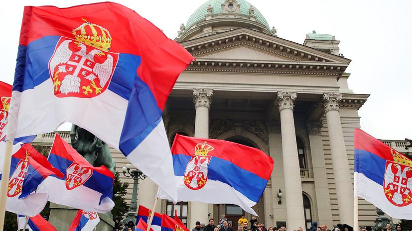 Потенциальный экспорт Казахстана в Сербию оценивается в $250 млн – минторговли
