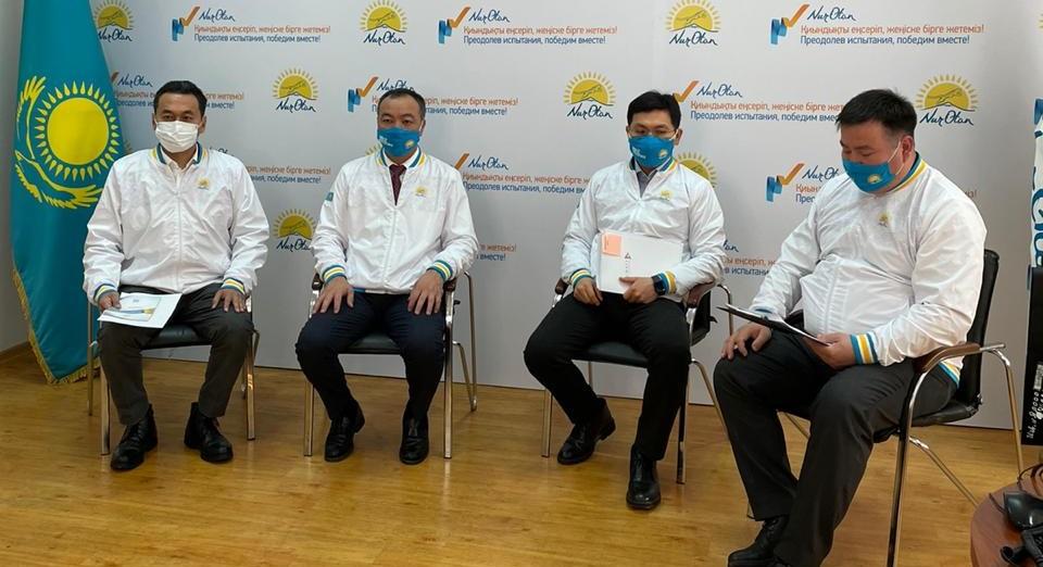 Nur Оtan: В Алматы построят 19 медицинских объектов
