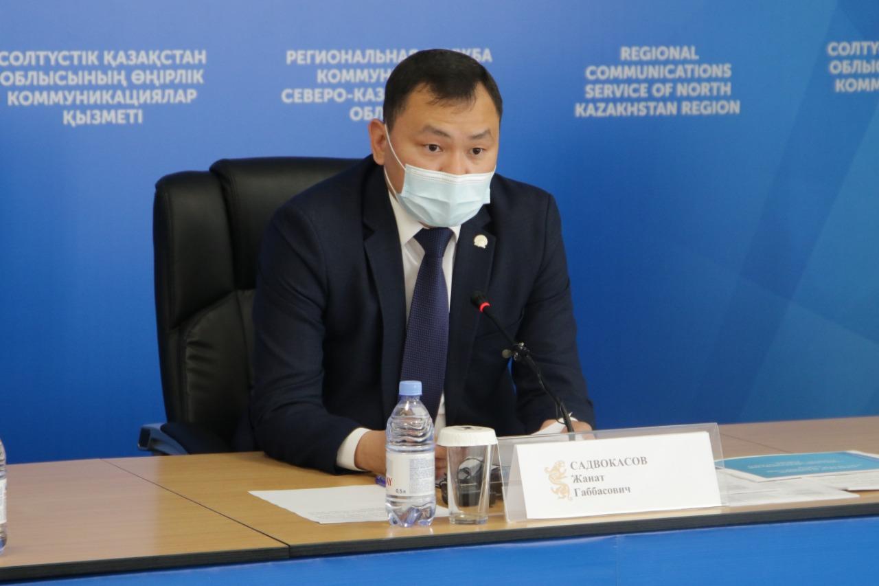 В Северо-Казахстанской области продолжают строить молочно-товарные фермы