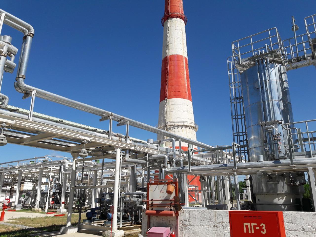 Шымкентский НПЗ увеличил выработку дизтоплива