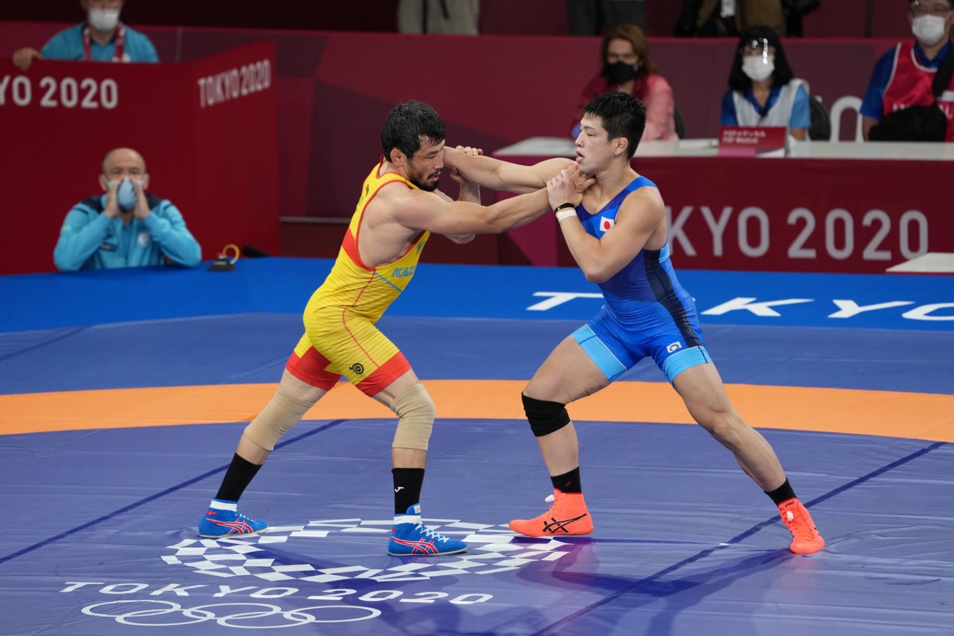 Греко-римская борьба на Олимпиаде: как выступил казахстанец