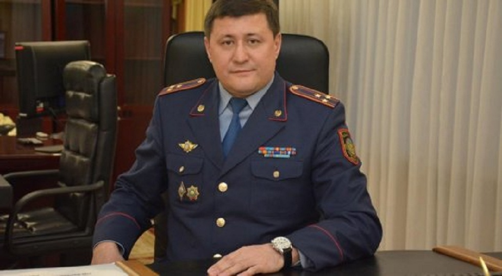 Досье: Тулебаев Марат Сагинтаевич, Марат Тулебаев,досье,департамент полиции СКО