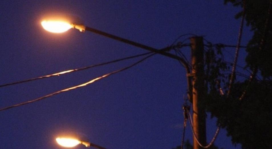 Уличное освещение в ВКО: два новых «игрока»