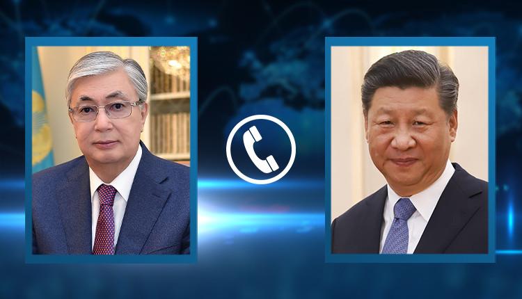 Китай – наш вечный сосед и всепогодный друг – Касым-Жомарт Токаев