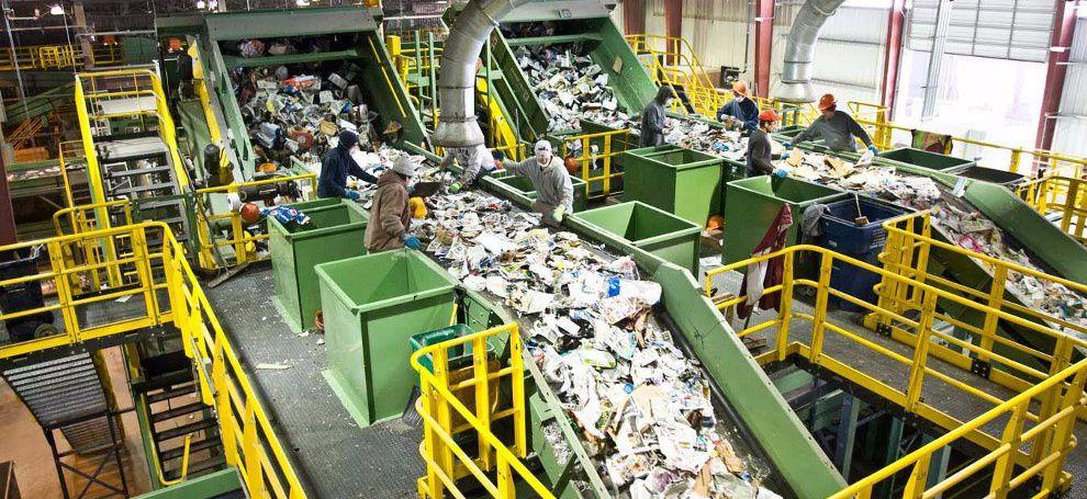 В Казахстане доля переработки мусора составляет 15%