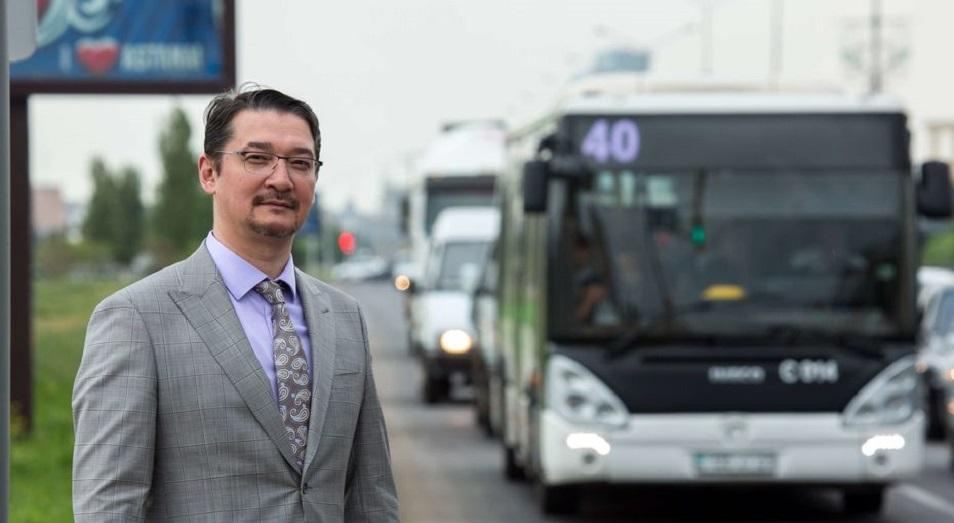 Бесплатный общественный транспорт за 2,2 млрд тенге , акимат, Астана, Астана ЛРТ, Автобус