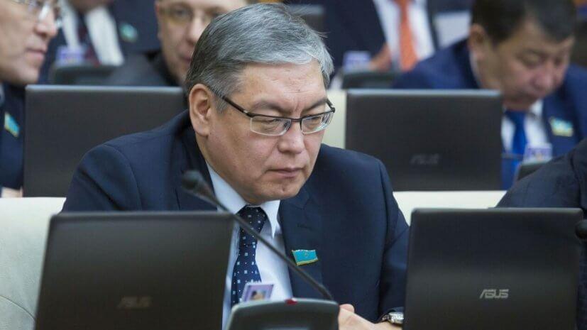 Досье: Мусин Канат Сергеевич, Судья Верховного суда, Суд , Верховный суд, Канат Мусин
