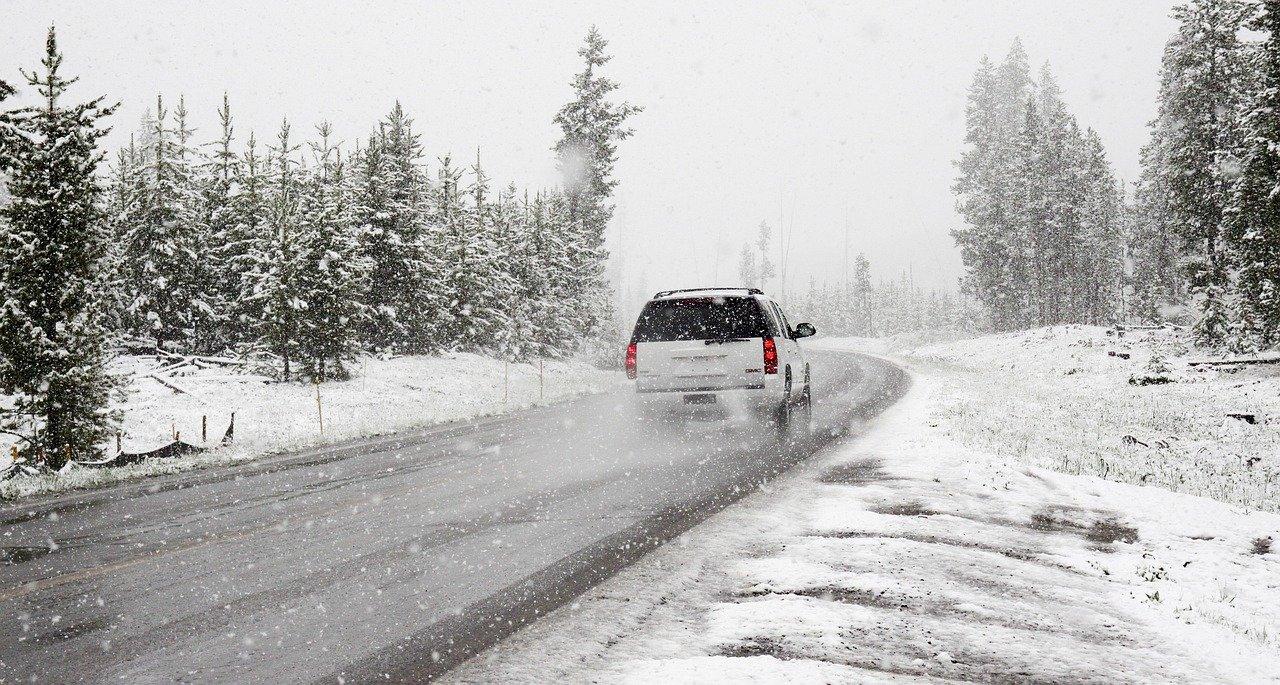Закрыты дороги в Акмолинской и Карагандинской областях