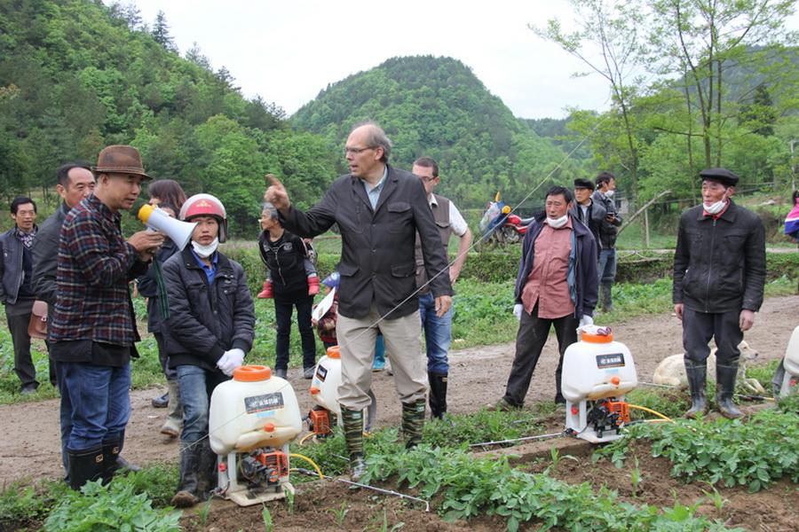 В Казахстане внедрят бельгийские технологии выращивания картофеля