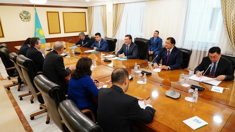 Закупки Chevron: Казахстан договаривается об увеличении доли местного содержания
