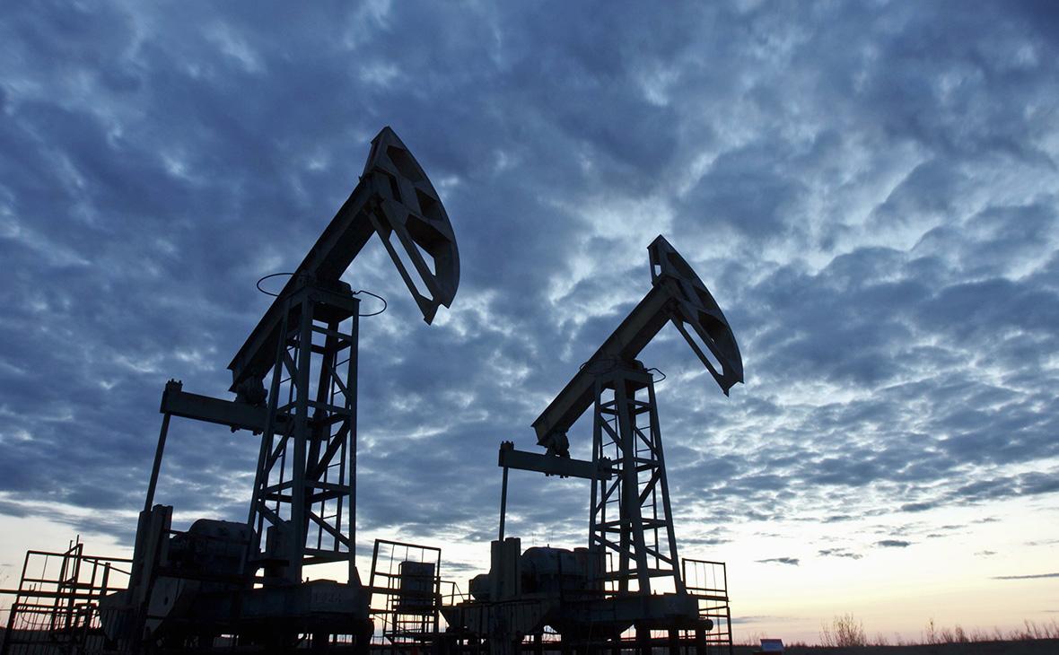 Падение цен на нефть усилилось до 5%