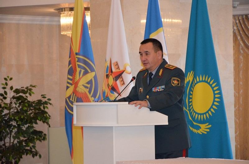 В Минобороны прокомментировали падение обломков ракеты в Актюбинской области
