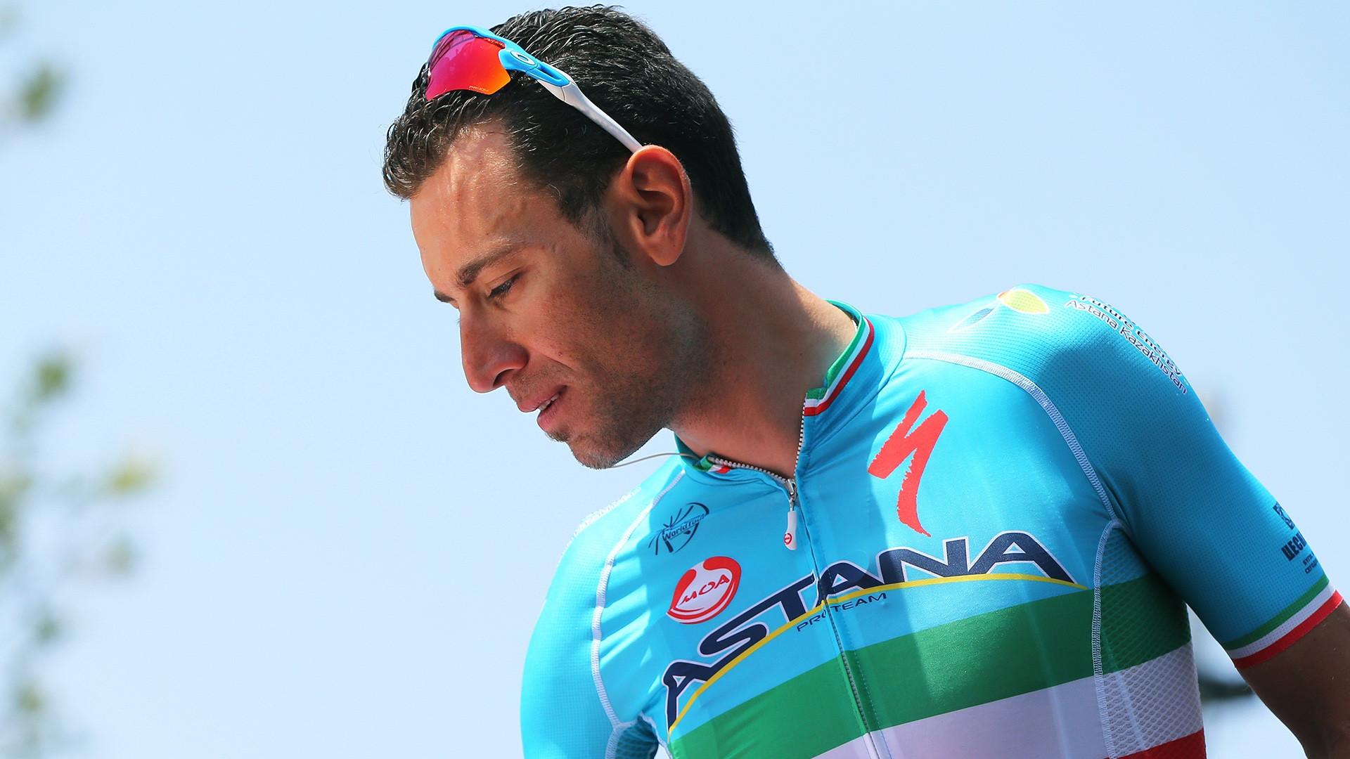 Винченцо Нибали возвращается в велокоманду «Астана»