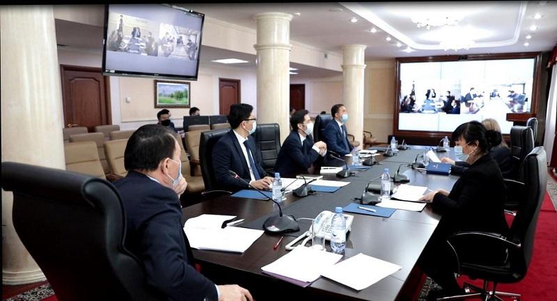 Состоялась онлайн-встреча глав антикоррупционных агентств Казахстана и Узбекистана
