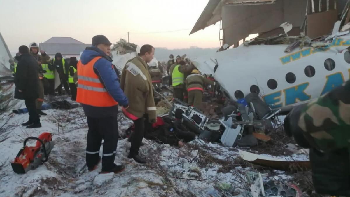 Год после трагедии: Bek Air не выплатил компенсации пострадавшим