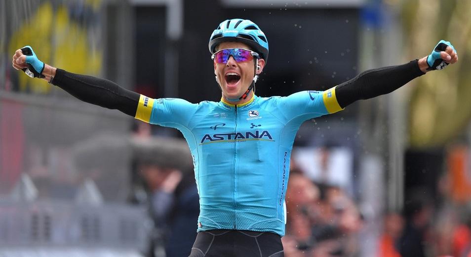 Фульсанг объявил о борьбе за за высокие места на «Джиро д'Италия»