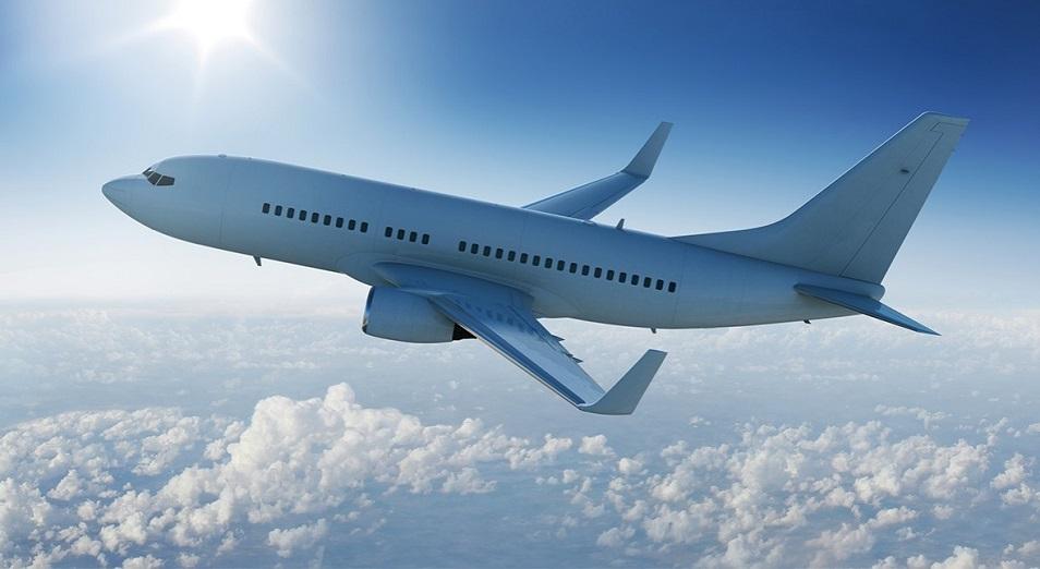 Молния повредила самолет Qazaq Air