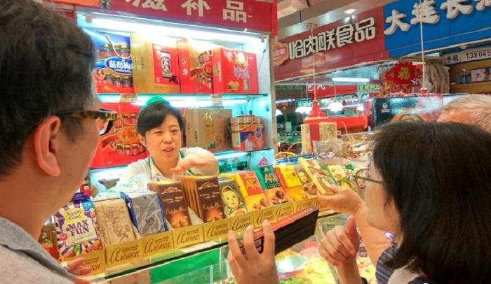 На сколько вырос объем розничных продаж потребительских товаров в Китае