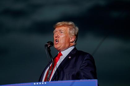 Трамп тағы да сайлаудағы заң бұзушылықтар туралы мәлім етті
