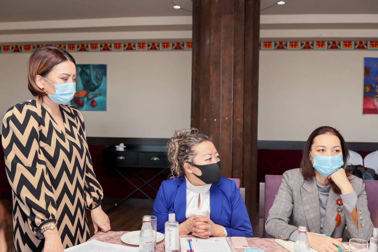 Что в Нур-Султане обсуждали представители НПО