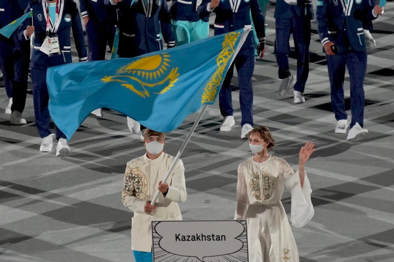 Казахстан удачно стартовал на Олимпиаде в Токио