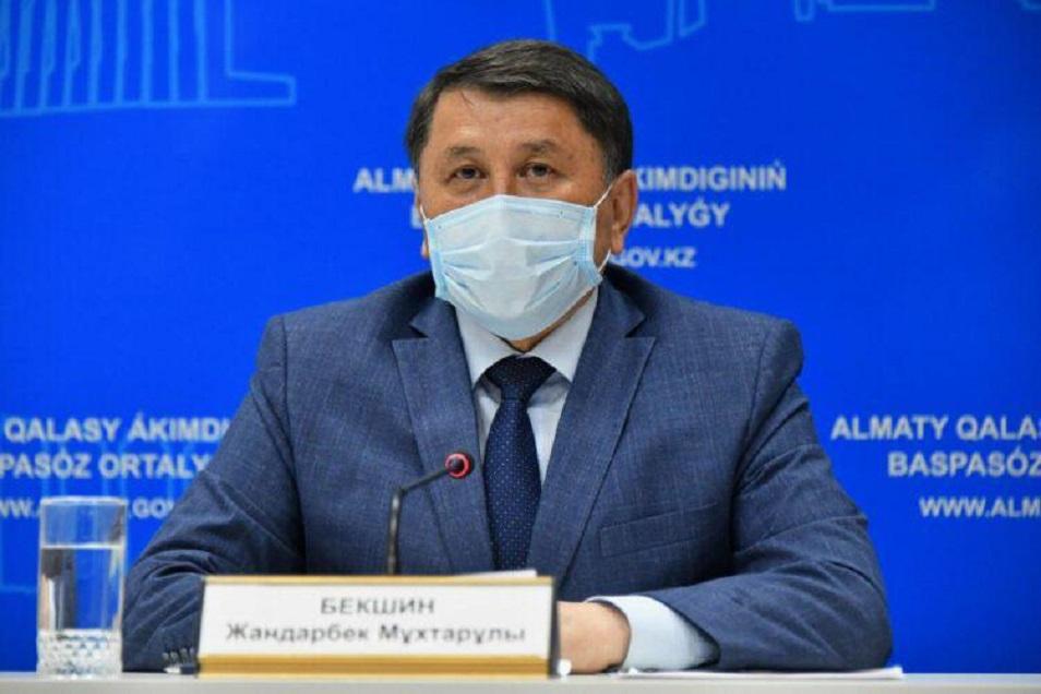 Карантин в Алматы ужесточается