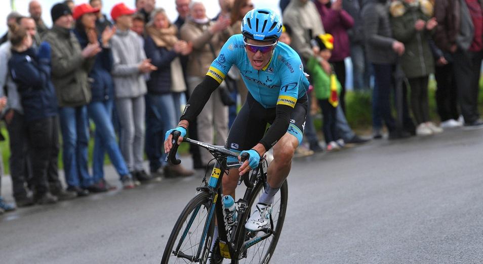 Гонщик «Астаны» стал чемпионом Испании в групповой гонке