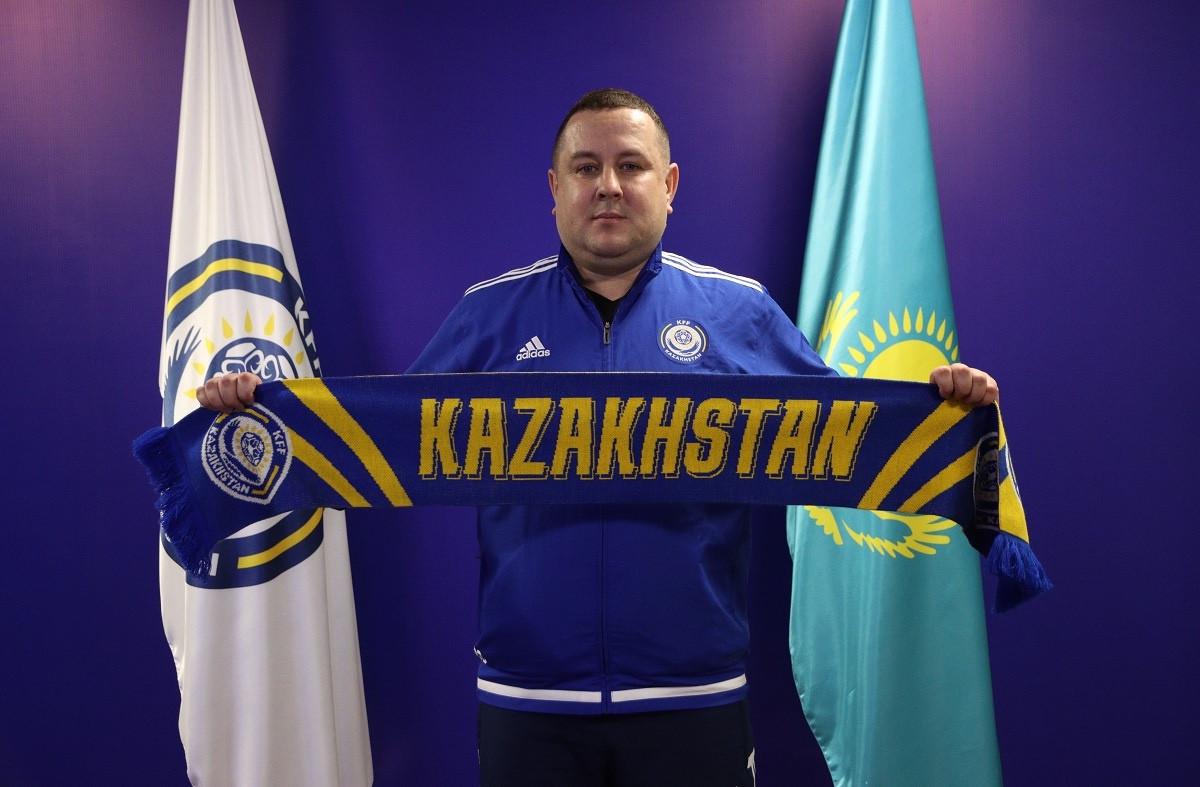 Назначен старший тренер юношеской сборной РК по футболу U-19