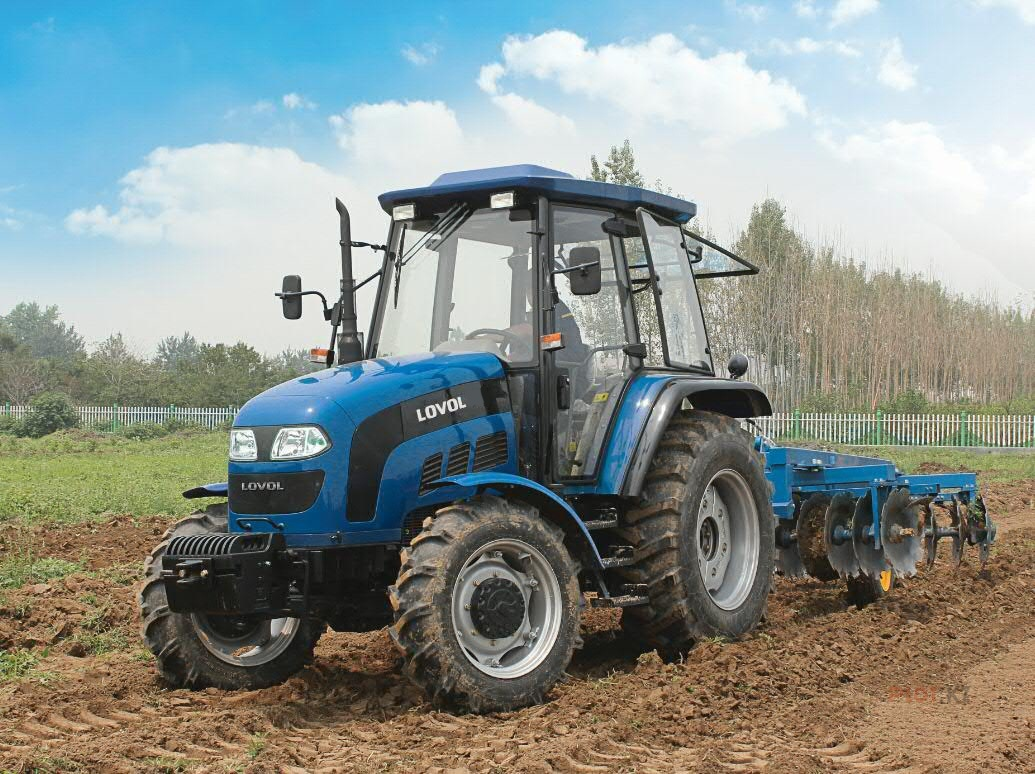 Қытай тракторы 1 миллион теңге субсидияны азсынады