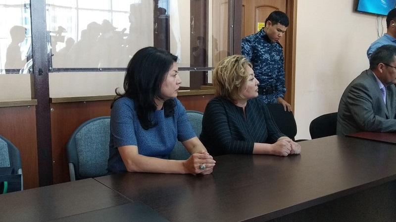 Эльмиру Суханбердиеву отпустили из-под стражи в зале суда под подписку о невыезде