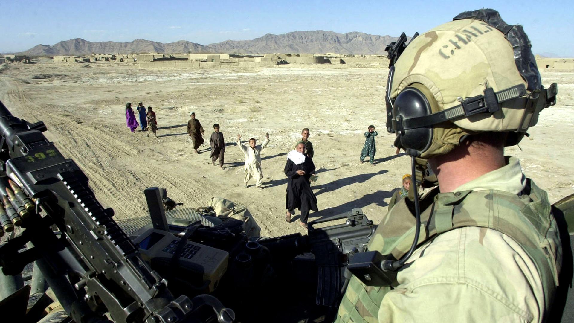 ООН зафиксировала рекордное число смертей гражданских лиц в Афганистане