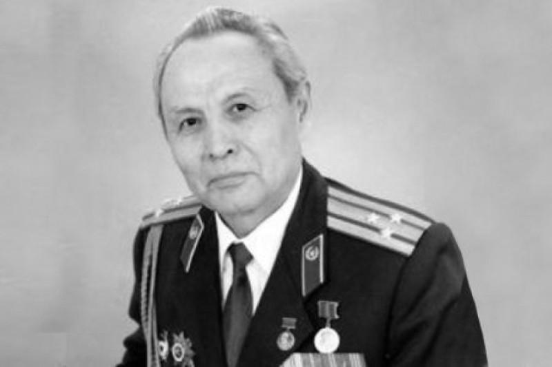 Скончался заслуженный деятель Казахстана
