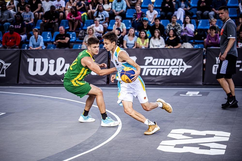 Команда РК по баскетболу 3х3 впервые в истории пробилась в плей-офф Кубка мира U-18